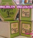 Bột Đắp Mặt Trà Xanh Green Tea Lục Giác